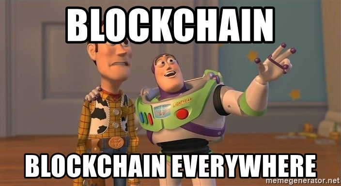 lockchain is one of the most popular tech trends recently – you can find it everywhere