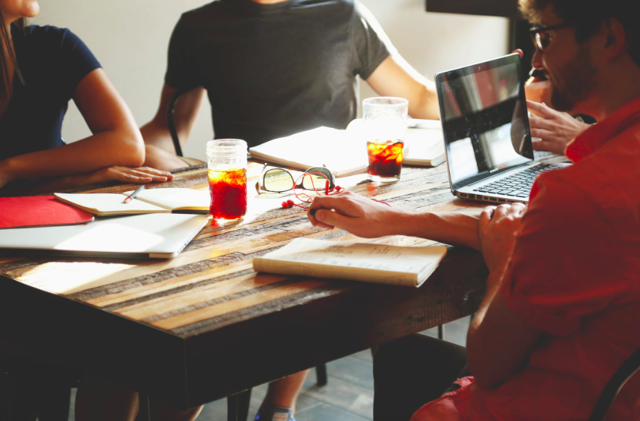 Socialising with the team will help you improve your work with developers