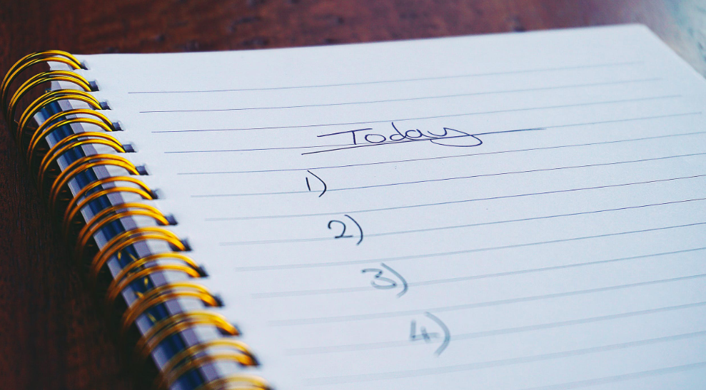 One of the most common methods to improve time management is to use to do lists of the tasks which needs to be performed